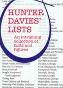 Hunter Davies Lists