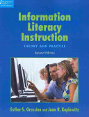 Information Literacy Instruction Book PDF