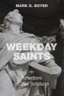 Weekday Saints