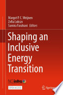 Shaping an Inclusive Energy Transition