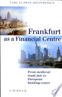 Frankfurt as a Financial Centre