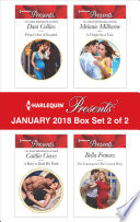 Harlequin Presents January 2018 Box Set 2 Of 2