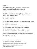 Gold bearing Polymetallic Veins and Replacement Deposits