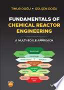Fundamentals of Chemical Reactor Engineering