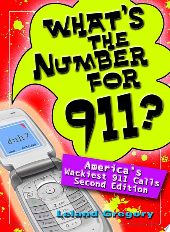 What's the Number for 911? banner backdrop