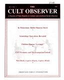 The Cult Observer Book PDF