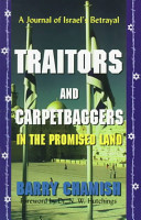 Traitors and Carpetbaggers in the Promised Land Book