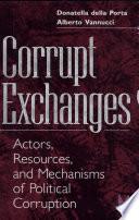 Corrupt Exchanges