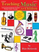 Teaching Music to Children Pdf/ePub eBook