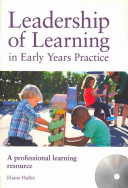Leadership of Learning in Early Years Practice