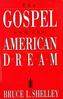 The Gospel and the American dream Book PDF