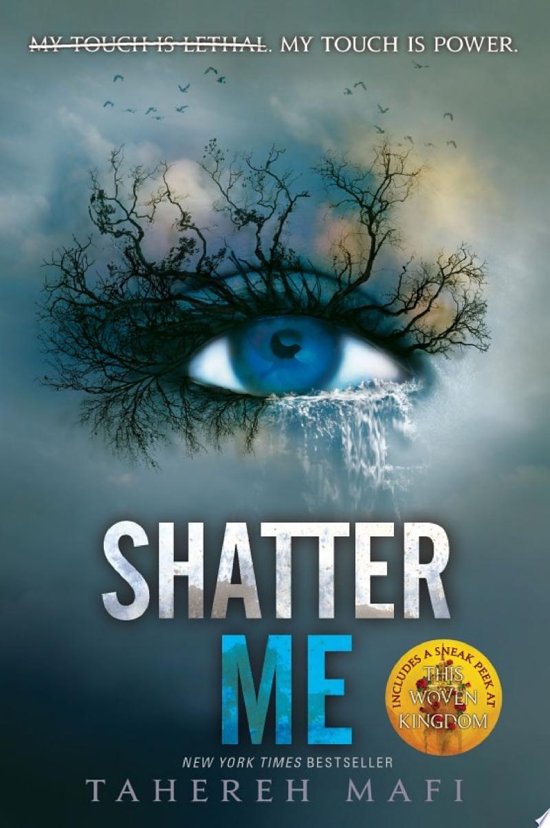 Shatter Me banner backdrop