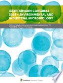 XXXIII SIMGBM Congress 2019   Environmental And Industrial Microbiology