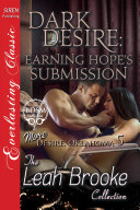 Dark Desire: Earning Hope's Submission [More Desire, Oklahoma 5]