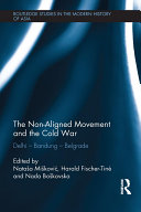 Pdf The Non-Aligned Movement and the Cold War Telecharger