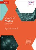 GCSE Maths AQA Higher Student Book  Collins GCSE Maths