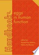 Handbook of eggs in human function