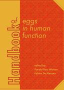Handbook of eggs in human function Pdf/ePub eBook