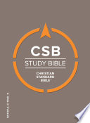 CSB Study Bible  Revised and Updated