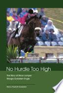No Hurdle Too High