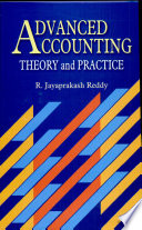 Advanced Accounting  Theory   Practice Book