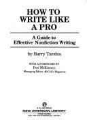 How to Write Like a Pro