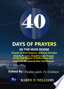 40 Days Of Prayers In The War Room