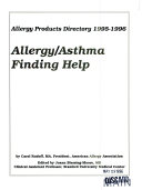 Allergy Products Directory 1995 1996