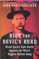 Ride the Devil's Herd Pdf/ePub eBook