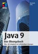 Java 9: Das Übungsbuch