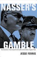 Nasser s Gamble