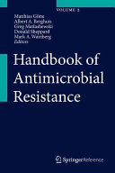 Pdf Handbook of Antimicrobial Resistance