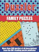 Puzzler Family Puzzle Book