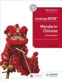 Cambridge IGCSE Mandarin Chinese Student s Book 2nd edition