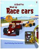 Wind Up Race Cars