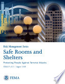 Risk Management Series Safe Rooms And Shelters Protecting People Against Terrorist Attacks