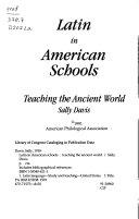Latin In American Schools