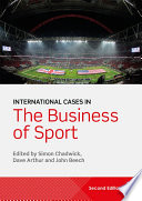 International Cases in the Business of Sport