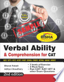 (SAMPLE) Verbal Ability & Comprehension for CAT/ XAT/ IIFT/ CMAT/ MAT/ Bank PO/ SSC 2nd Edition