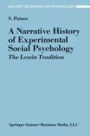 A Narrative History of Experimental Social Psychology Pdf/ePub eBook