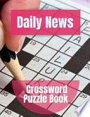 Daily News Crossword Puzzle Book
