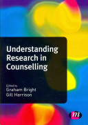Cover of Understanding Research in Counselling