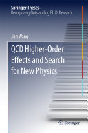 QCD Higher Order Effects and Search for New Physics