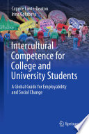 Intercultural Competence for College and University Students