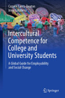 Intercultural Competence for College and University Students Book