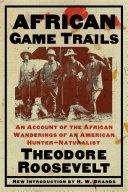 African Game Trails Pdf/ePub eBook