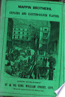 Mappin Brothers Illustrated Catalogue Book PDF