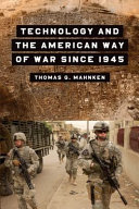 Technology and the American Way of War ebook
