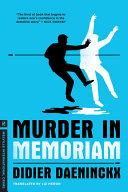 Murder In Memoriam