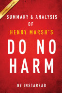 Do No Harm by Henry Marsh | Summary & Analysis